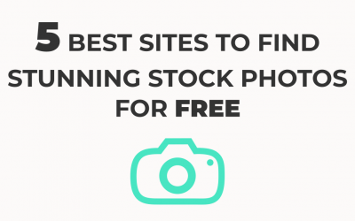 The 5 Best Sites to Find Stunning Stock Photos for Free